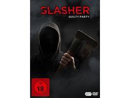 Slasher Guilty Party Die komplette 2 Staffel 3 DVDs