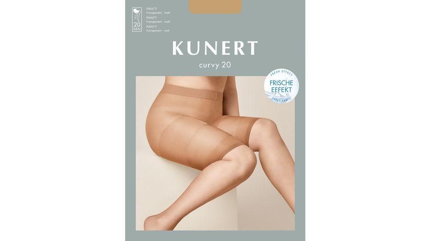 KUNERT Damenpanty Curvy 20