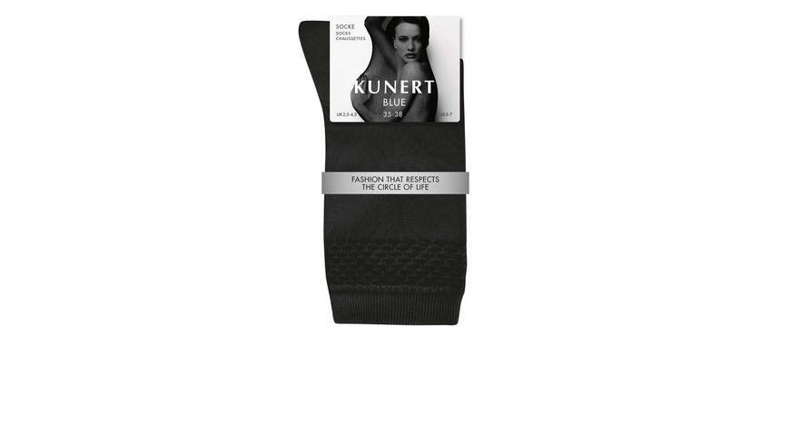 KUNERT Sneaker Socken Blue