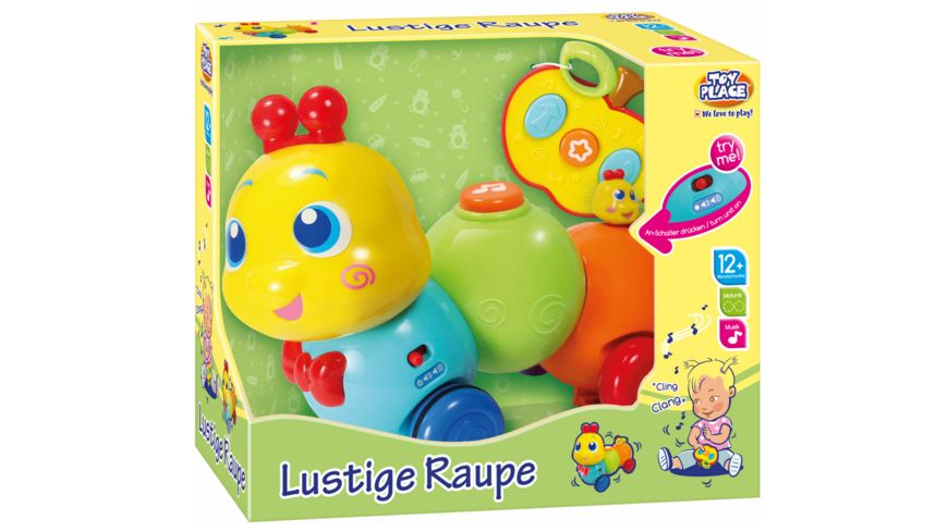 Müller - Toy Place - Lustige Raupe