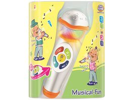 Mueller Toy Place Musical Fun