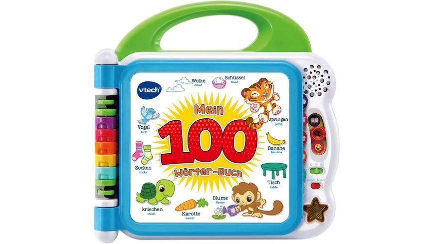 VTech Baby Mein 100 Woerter Buch