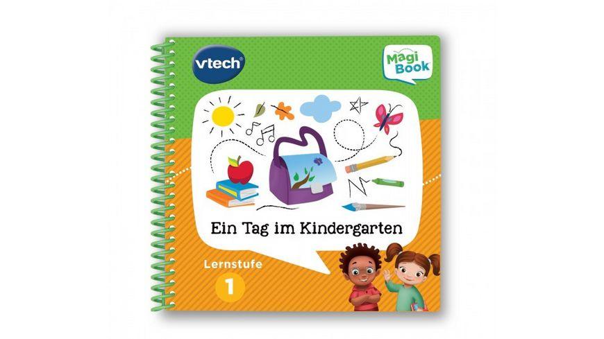 VTech MagiBook Lernstufe 1 Kindergarten