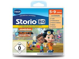 VTech Storio Rusty Rivets HD