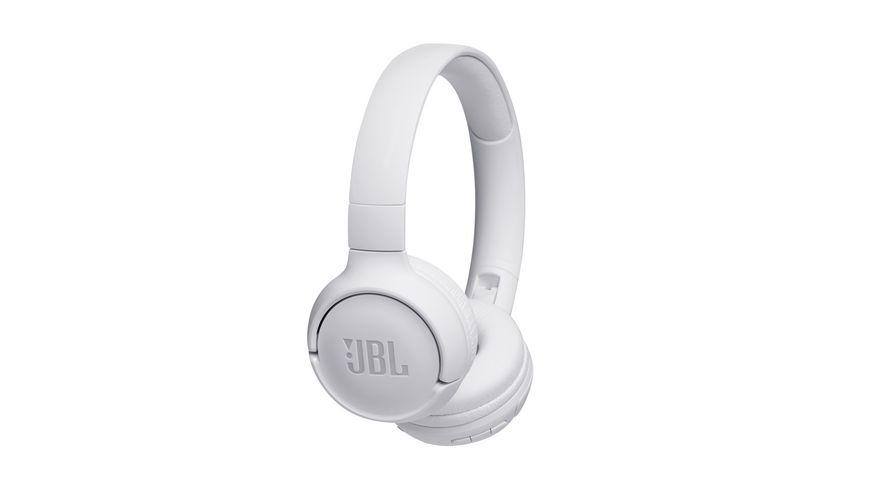 JBL Tune500BT Bluetooth Kopfhoerer weiss