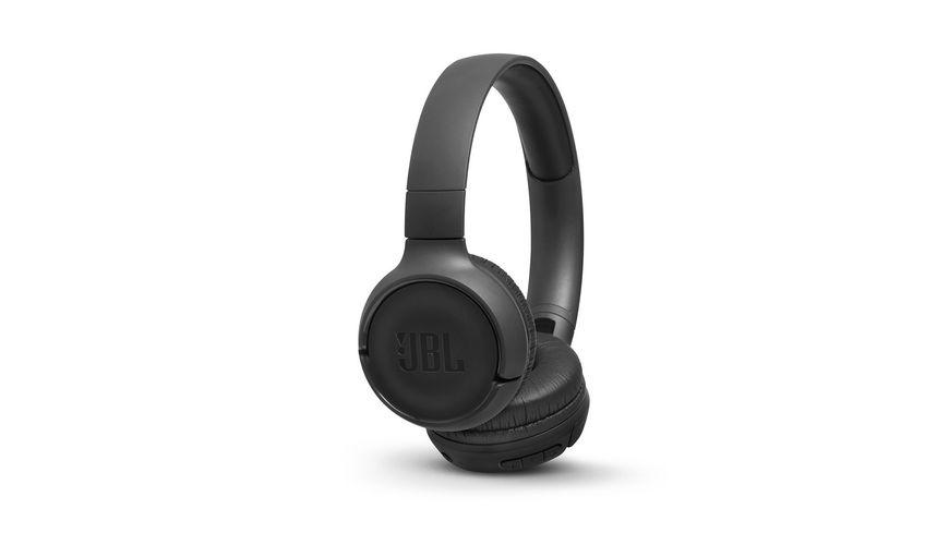 JBL Tune500BT Bluetooth Kopfhoerer schwarz