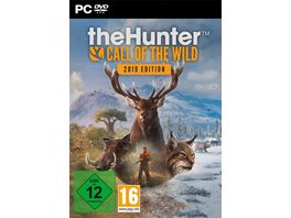 The Hunter Call of the Wild Edition 2019