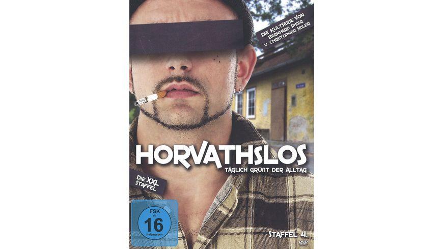 Horvathslos Taeglich gruesst der Alltag Staffel 4 Bonus DVD 2 DVDs
