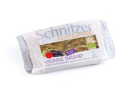 Schnitzer Bio Glutenfree Veggie Bread Mediterranean