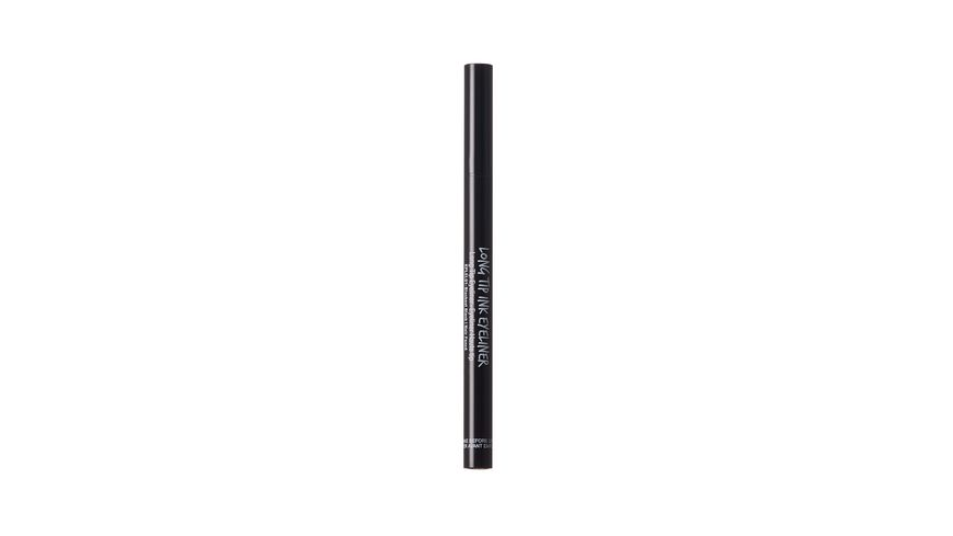 KISS Professional New York KNP EXTENDED LONG TIP EL BLACK