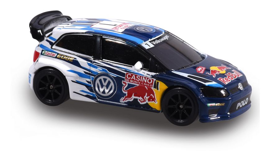 Majorette Racing Cars VW Polo WRC Champion