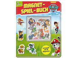 PAW Patrol Magnet Spiel Buch
