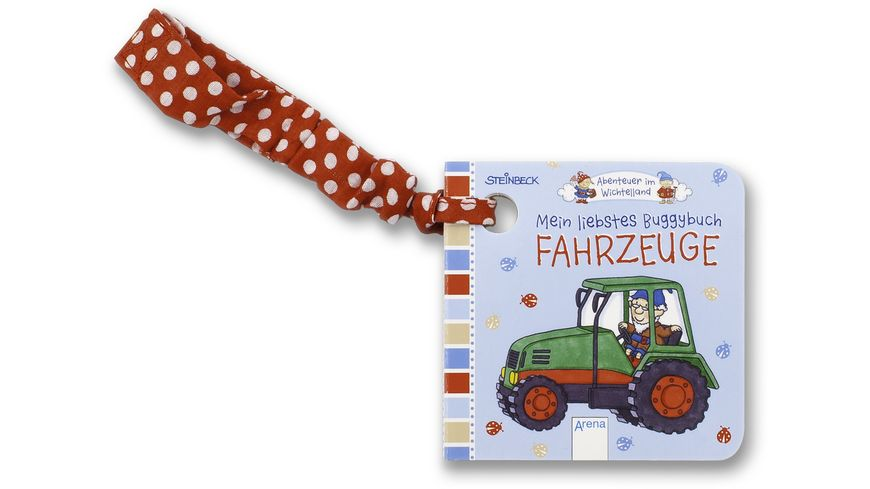 Abenteuer im Wichtelland Mein liebstes Buggybuch Fahrzeuge
