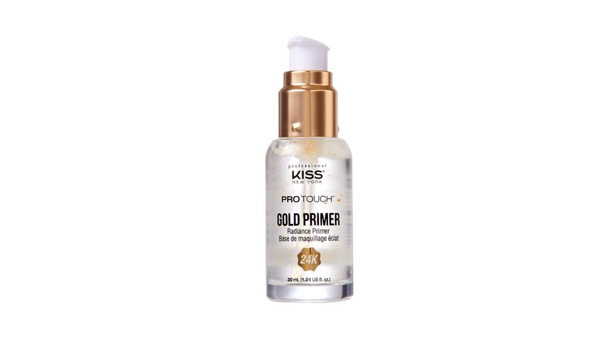 KISS Professional New York KNP GOLD PRIMER PRIMER RADIANCE