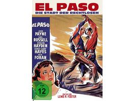 El Paso Die Stadt der Rechtlosen