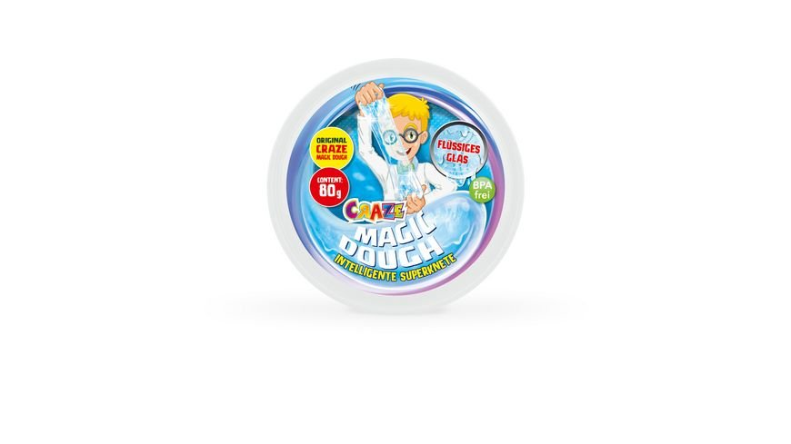 CRAZE Magic Dough Fluessiges Glas