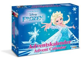 CRAZE Advent Calendar Frozen 2018