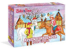 CRAZE Advent Calendar Bibi Tina 2018