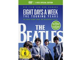 Beatles The Eight Days A Week The Touring Year
