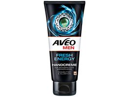 AVEO MEN Handcreme Fresh Energy