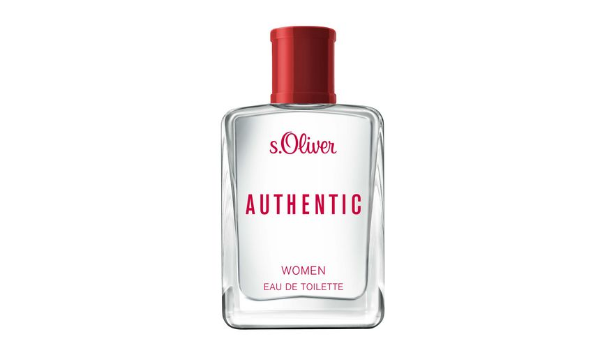 s Oliver Authentic Eau de Toilette Natural Spray