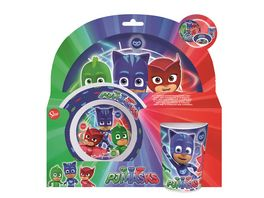 p os Handel PJ Masks Fruehstuecks Set