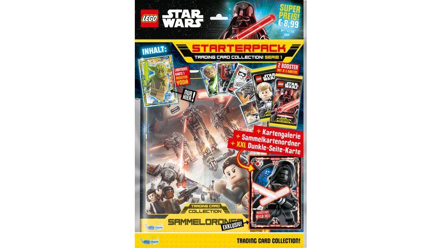 LEGO STAR WARS STARTER-PACK