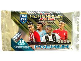Panini FIFA 365 Saison 2018 2019 PREMIUM Special Edition