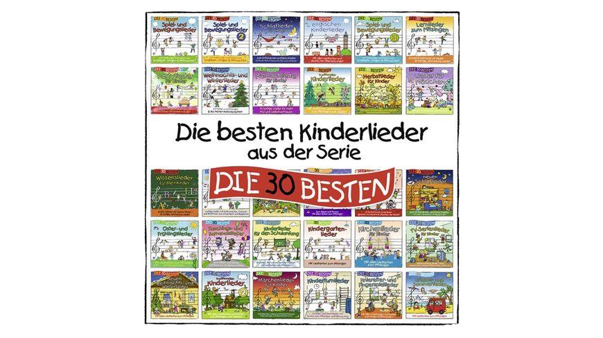 Die Besten Kinderlieder Aus D Serie Die 30 Besten