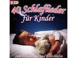 40 Schlaflieder Fuer Kinder