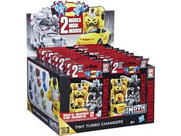 Hasbro Transformers Movie 6 Tiny Turbo Changer