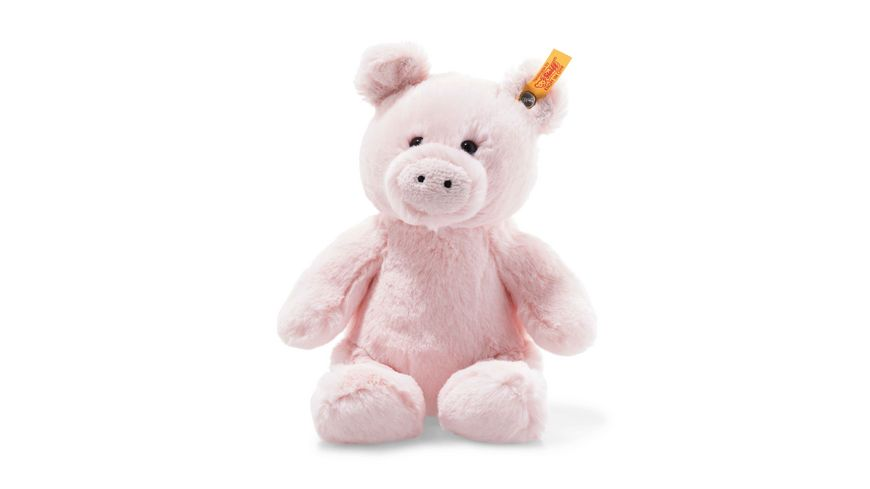 Steiff Soft Cuddly Friends Oggie Schwein 18 cm
