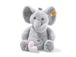 Steiff Soft Cuddly Friends Ellie Elefant Spieluhr 26 cm