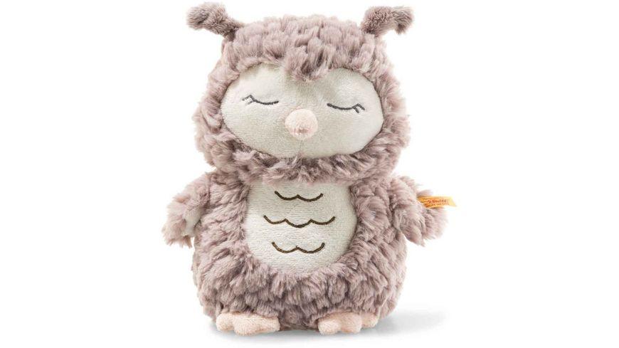 Steiff Soft Cuddly Friends Ollie Eule 23 cm