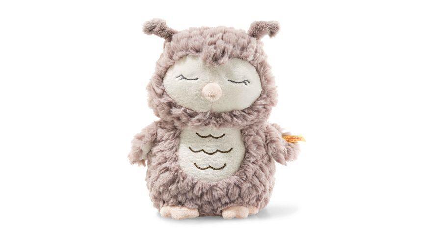Steiff - Soft Cuddly Friends Ollie Eule, 23 cm