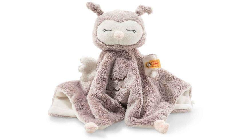 Steiff Soft Cuddly Friends Ollie Eule Schmusetuch 26 cm