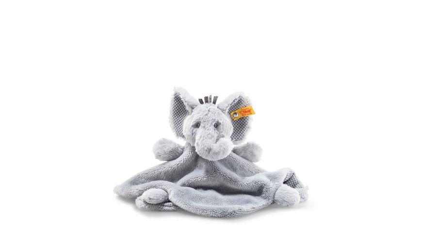 Steiff Soft Cuddly Friends Ellie Elefant Schmusetuch 26 cm
