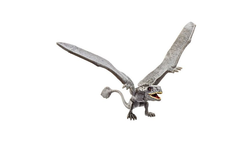 Mattel Jurassic World Attack Pack Velociraptor Blue 2