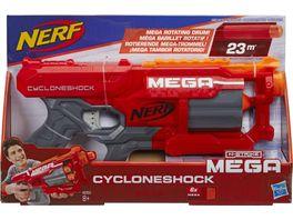 Hasbro Nerf MEGA CycloneShock
