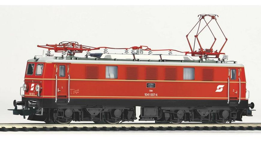 PIKO 51881 E Lok Rh 1041 OeBB Wechselstromversion