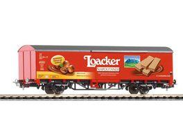 PIKO 58744 Gedeckter Gueterwagen Loacker