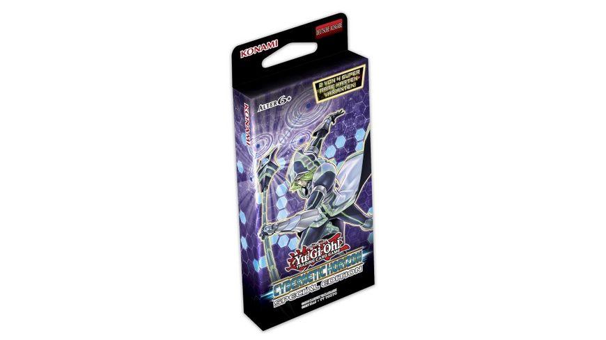 Yu Gi Oh Sammelkartenspiel Cybernetic Horizon Special Edition