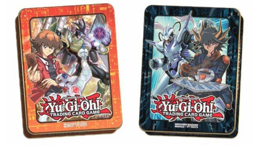 Yu Gi Oh Sammelkartenspiel 2018 Mega Tins sortiert
