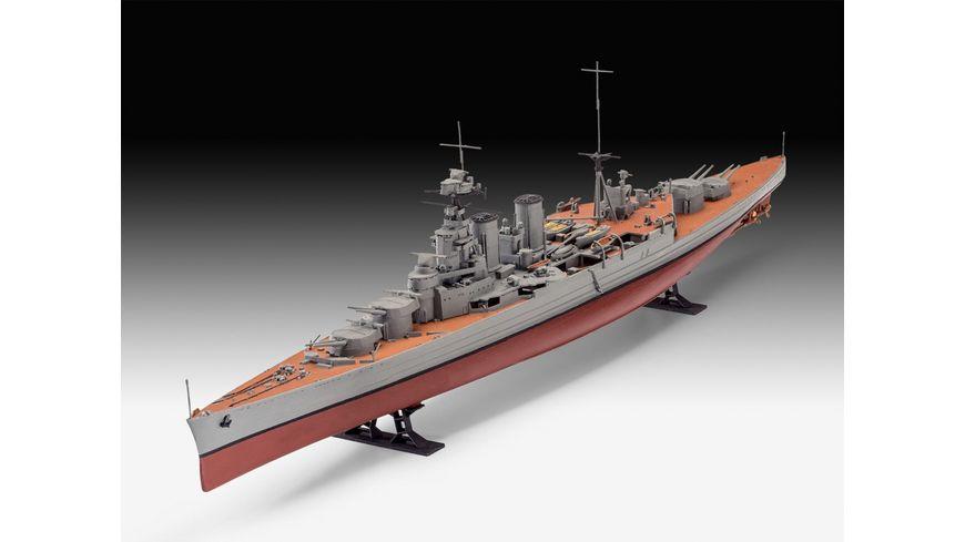 Revell 05693 Geschenkset HMS HOOD 100th Anniversary