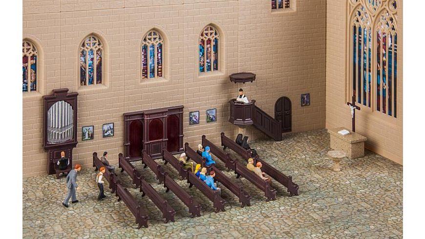Faller 180346 H0 Kirchenausstattungs Set