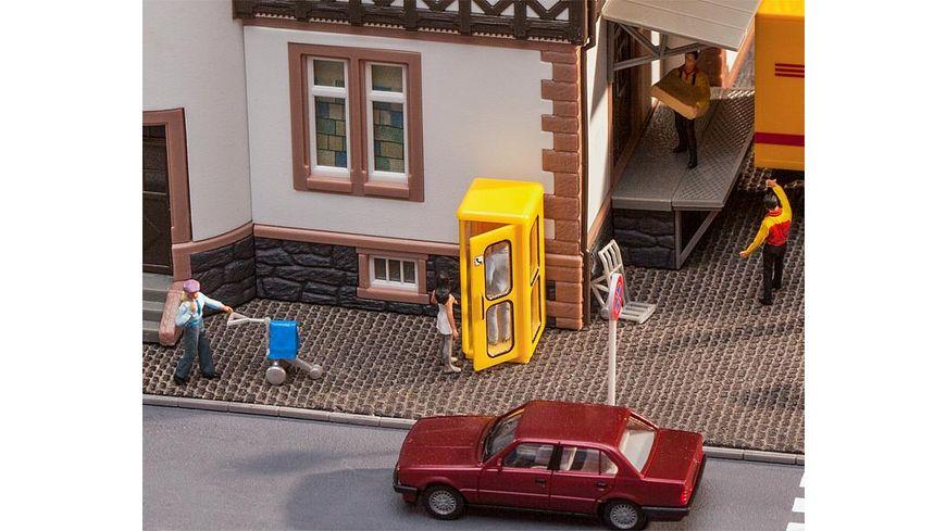Faller 180955 H0 Telefonzelle Bundespost