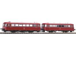 PIKO 52721 Schienenbus 798 Steuerwagen 998 6 Wechselstromversion