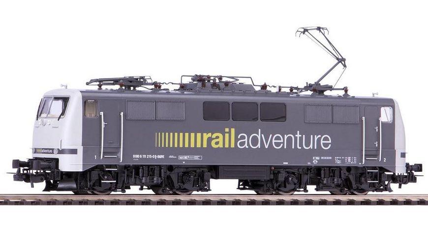 PIKO 51849 E Lok BR 111 RailAdventure Wechselstromversion