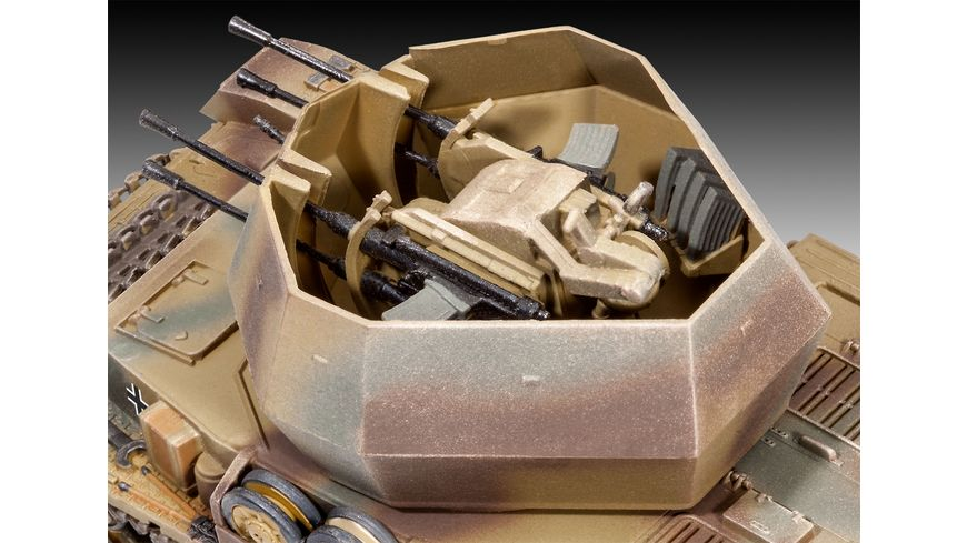 Revell 03267 Flakpanzer IV Wirbelwind 2 cm Flak 38