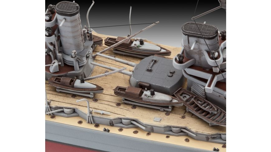 Revell 05157 WWI Battleship SMS KOeNIG